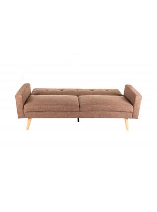 Диван-кровать Бьёрн коричневый