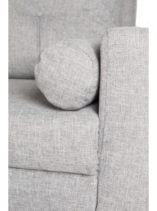Диван-кровать Бьёрн серый