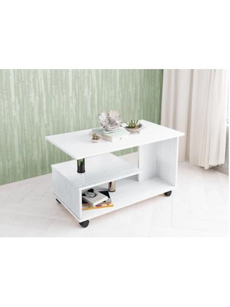 Журнальный стол Консул белый