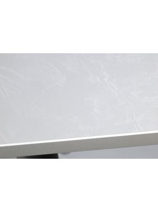 Стол ломберный 60х80 серый лофт/ноги конусные белые