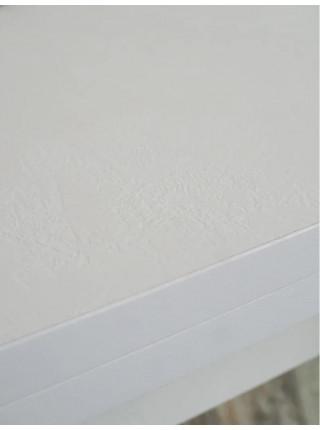 Стол ломберный 60х80 белый лофт/ноги конусные белые