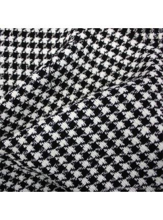 Кресло Cosmo A17 гусиная лапка/черный