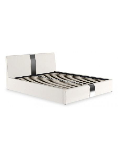 Кровать двуспальная Челси 160 белый