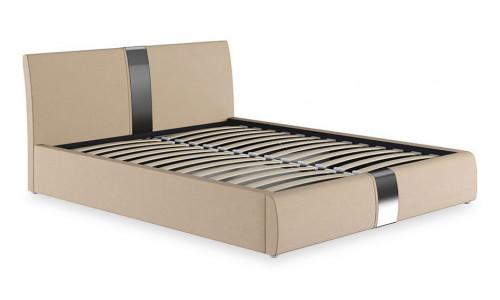 Кровать двуспальная Челси 160 бежевый
