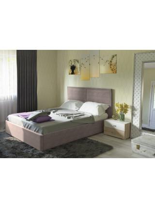 Кровать двуспальная Прага савана латте