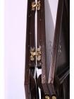Стол раскладной садовый Domm темная бронза
