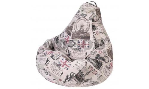 Кресло Мешок Груша Челси (XL, Классический)