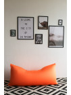 Подушка FLEXY Оранжевая