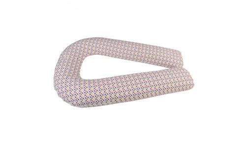 Подушка для беременных U-образная Конфетти
