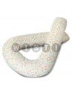 Подушка для беременных U-образная Звездочка