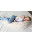 Подушка для беременных C-образная Звездочка