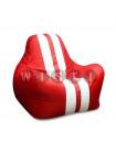 Кресло Спорт Красное Оксфорд