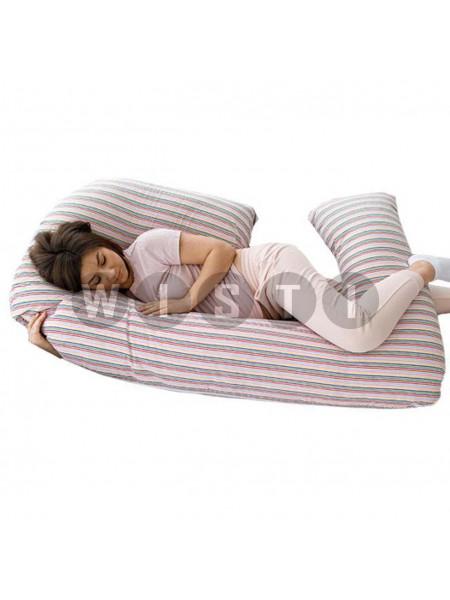 Подушка для беременных G-образная Lines