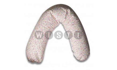 Подушка для беременных C-образная Полянка