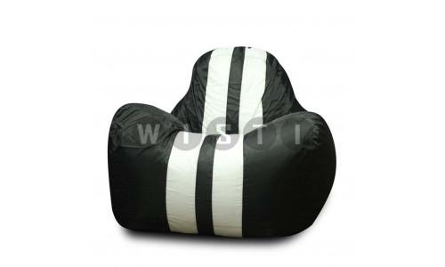 Кресло Спорт Черное Оксфорд
