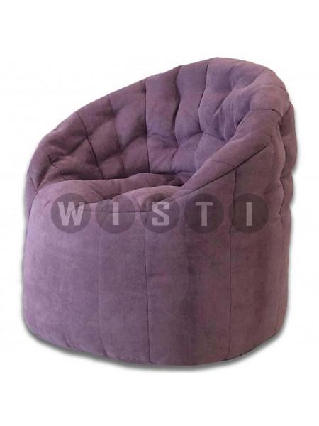 Кресло Пенек Австралия Фиолетовый