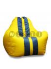 Кресло Спорт Желтое Оксфорд