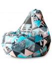 Кресло Мешок Груша Style (2XL, Классический)