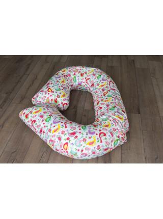 Подушка для беременных G-образная Фантазия