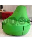 Кресло Комфорт Зеленое ЭкоКожа