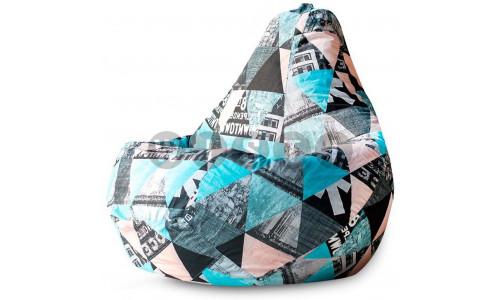 Кресло Мешок Груша Style (XL, Классический)