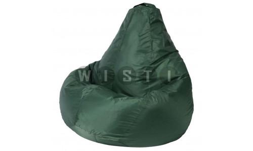 Кресло Мешок Груша Зеленое (Оксфорд) (XL, Классический)
