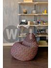 Кресло Мешок Груша Гусиная лапка (XL, Классический)