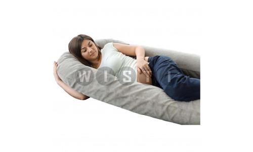Подушка для беременных U-образная Серый мкв