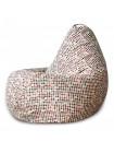 Кресло Мешок Груша Square (3XL, Классический)