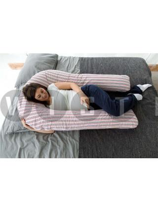 Подушка для беременных U-образная Lines