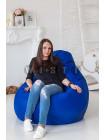 Кресло Мешок Груша Синее (Оксфорд) (2XL, Классический)