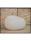Кресло Мяч Белый ЭкоКожа
