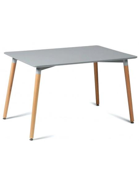 Стол Eames style 120х70 серый