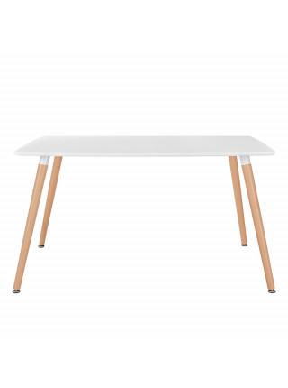 Стол Eames style 120х70 белый