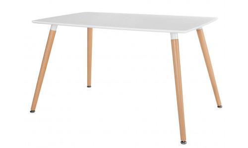 Стол Eames 120х70 белый