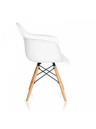 Кресло Eames style белый