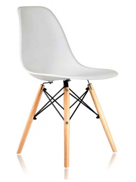 Стул Eames style белый