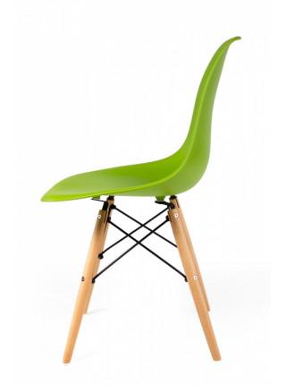 Стул Eames style зеленый