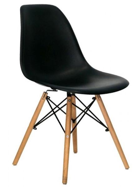 Стул Eames style черный