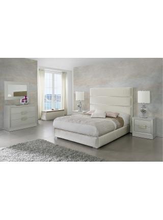 Кровать двуспальная 880 Claudia TL09 (160 см)