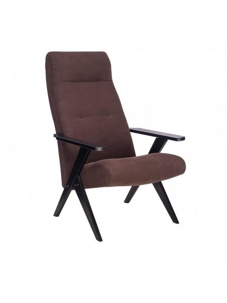 Кресло Leset Tinto релакс Венге/Ophelia 15