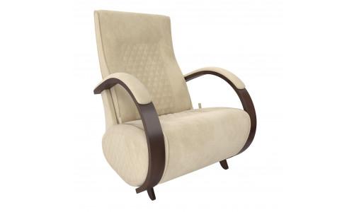 Кресло-глайдер Модель Balance 3 с накладками Орех/Verona Vanilla