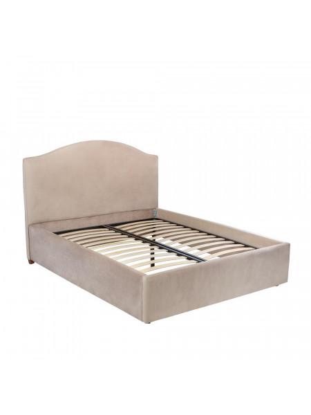 Кровать Leset DITA без подъемного механизма Пудра
