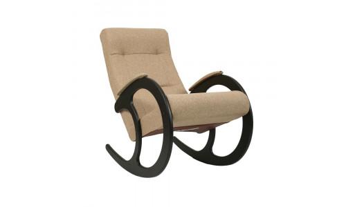 Кресло-качалка Модель 3 Венге/Malta 03 А