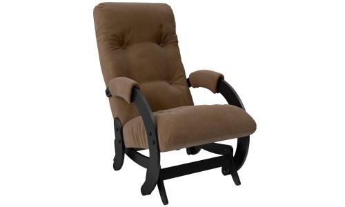 Кресло-глайдер Модель 68 Венге/Verona Brown