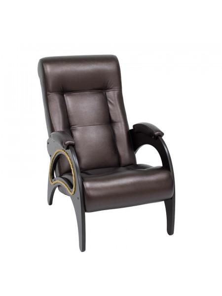 Кресло для отдыха Модель 41 Венге/Oregon perlamutr 120
