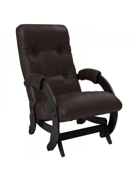 Кресло-глайдер Модель 68 Венге/Dundi 108