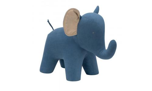 Пуф Leset Elephant Omega 45, компаньон Omega 02