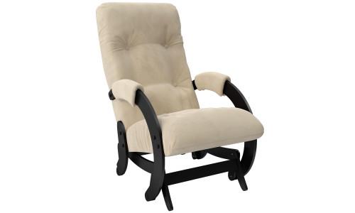 Кресло-глайдер Модель 68 Венге/Verona Vanilla