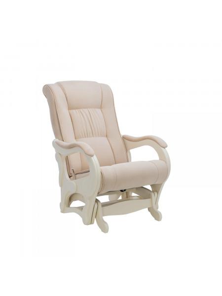 Кресло-глайдер Модель 78 люкс Дуб шампань/Бежевый